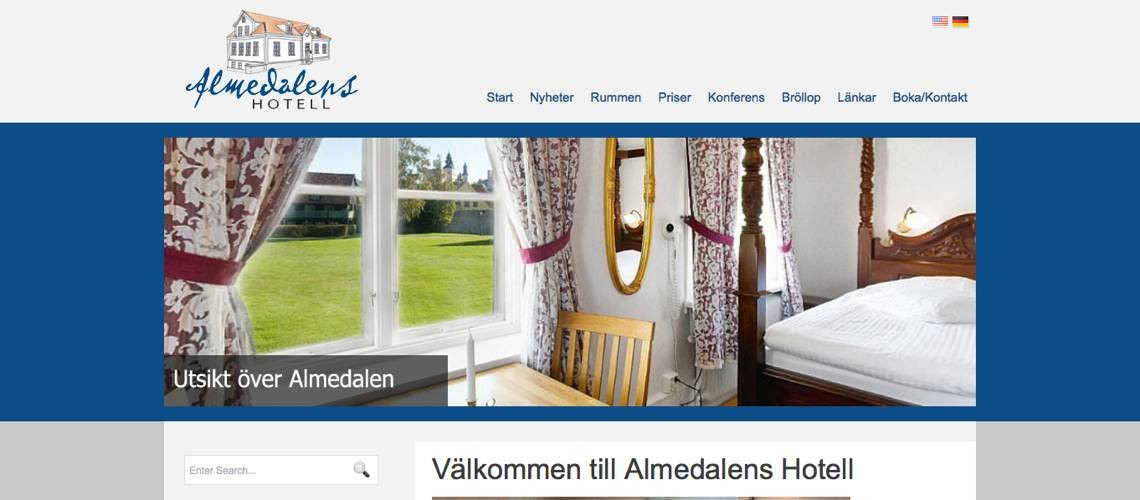 Almedalens Hotell
